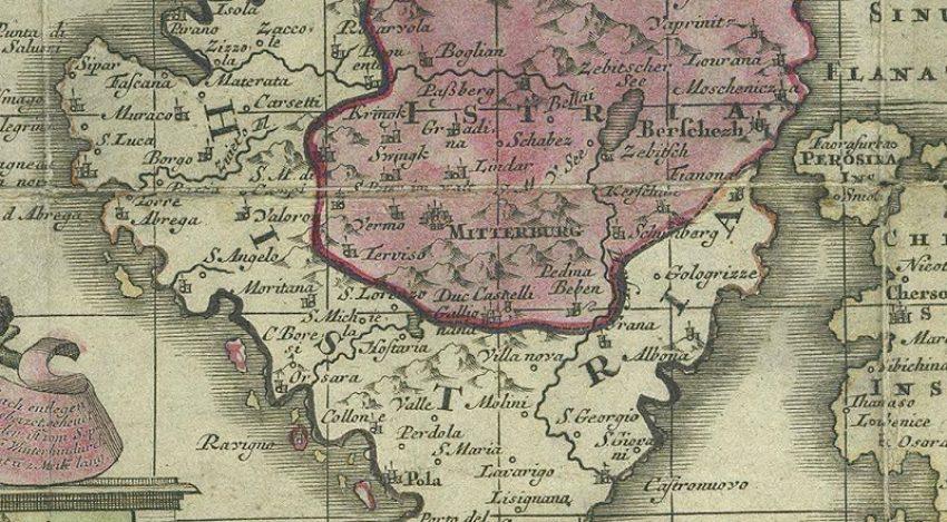 Exactissima Ducatus Carniolae, Vindorum Marchiä et Histriae Lotter, Tobias Conrad